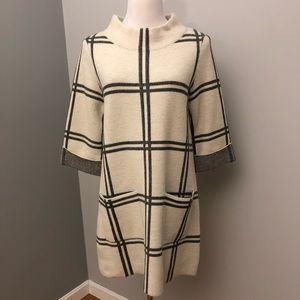 Tunic Sweater Mini Dress